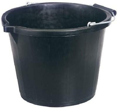 Draper 14.8-Litre Bucket, Made from Polyethylene Metal Carrying Handle UK Fast *