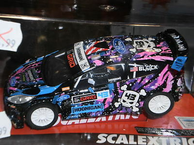 ¡¡ Oferta, Antes 45€ !! Ford Fiesta Rs Wrc Scalextric