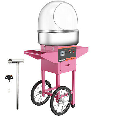 Commercial Cotton Candy Machine Floss Maker Electric 1030W Store Newest Design