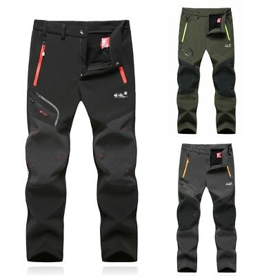 Mens Action Work Wear Cargo Combat Trousers Camping  Fashion Tactical Long Pants