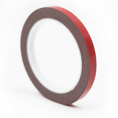 3M 10mm Double Sided Sticker Car Adhesive Tape for Home Vehicle Strip Light DIY