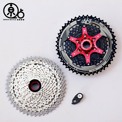 SunRace CSMX3 TAY 10Speed 11-46T Mountain Bike Bicycle Cassette fit Shimano SRAM