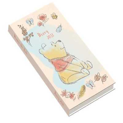 Winnie the Pooh Official 2018 Diary Week to View Slim Pocket With Images Picture