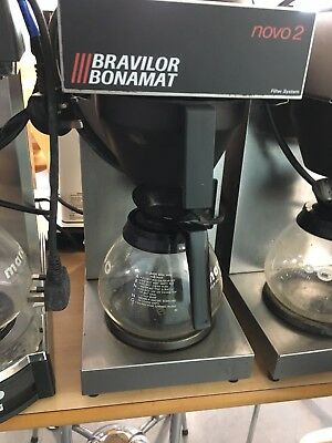 Bravilor Bonamat Novo 2 Industrial Coffee Machine. Excellent condition used.