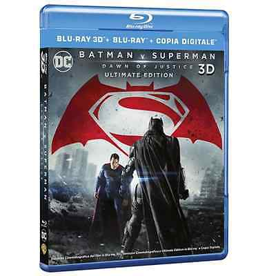BATMAN V SUPERMAN: DAWN OF JUSTICE 3D (Blu-ray 3D)