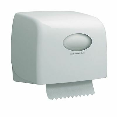 Aquarius White SlimrRoll Hand Towel Dispenser 6953 [KC03247]