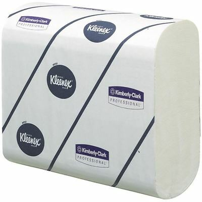 Kleenex Ultra 2 Ply White Hand Towel 124 Sheets (Pack of 15) 6778 [KC01095]