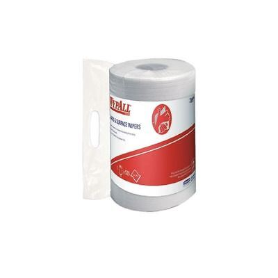 Wypall L10 Wipers Centrefeed Roll White 525 Sheets (Pack of 6) 7395 [KC03711]