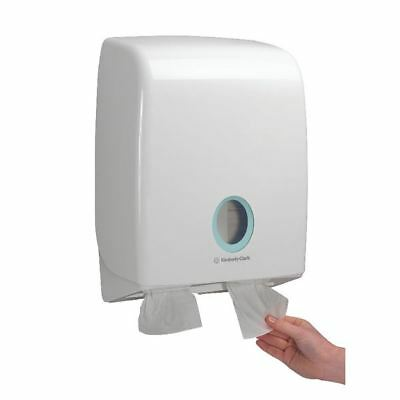 Aquarius High Capacity Folded Tissue Dispenser White 6990 [KC03757]