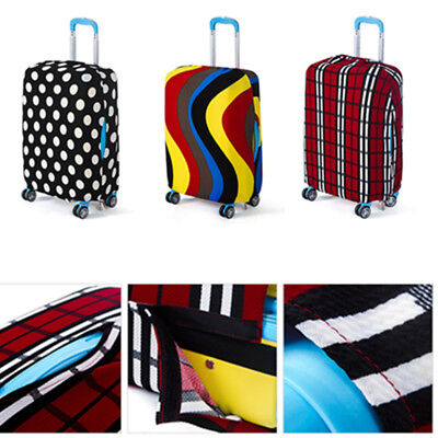 """2018 Elastic Travel Luggage Suitcase Cover Dust-proof Protector Bag For 18""""-28"""""""