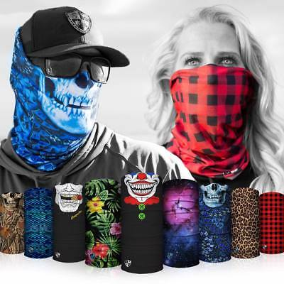 Face Shield Loop Scarf. Cycling, Fishing, Hunting, Hiking Face & Head Protection