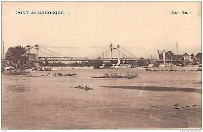 04-Pont De Manosque-N°203-E/0205