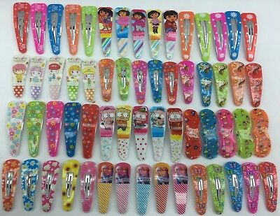 Job Lot 200 Pc Children Clips For £9.99 LADIES Girls KIDS HAIR CLIPS HAIR GRIPS
