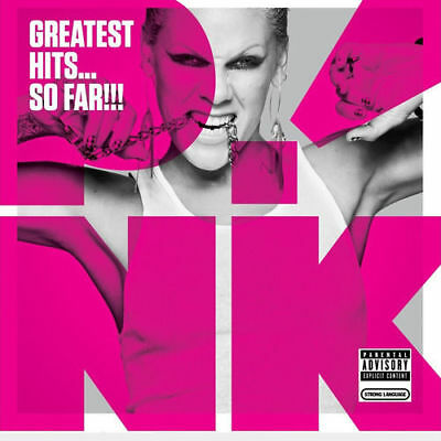P!Nk (Pink) - Greatest Hits: So Far: Cd Album