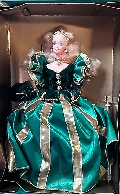 Mattel - Barbie Doll - 1994 Evergreen Princess Barbie