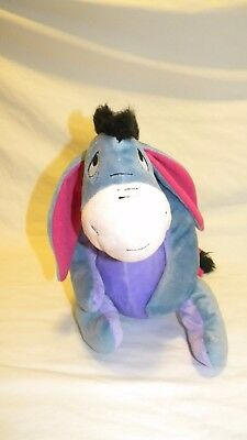 Eeyore 10 inch Kohl's Cares Plush Stuffed Animal Plush Excellent Condition