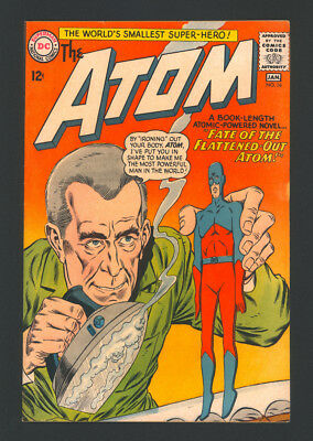 "The ATOM #16 ""1965"". Written by Gardner Fox with Artwork by Gil Kane!"