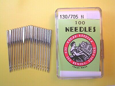 20 Toyota Organ Domestic Sewing Machine Needles 90/14 Also Fit Other Makes
