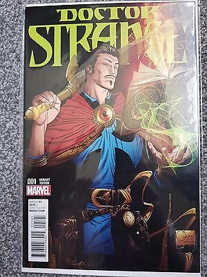 Doctor Strange #1 Joe Quesada 1:100 Variant Cover