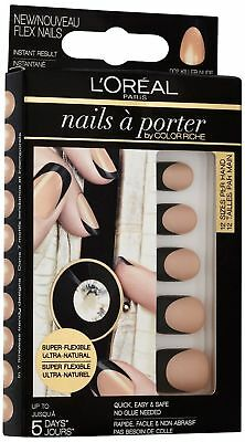 3x L'Oreal Paris Nails a Porter - Killer Nude (Number 002)