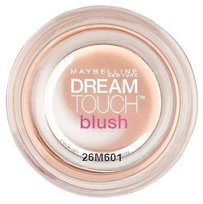 3x Maybelline Dream Touch Blush 04 Pink