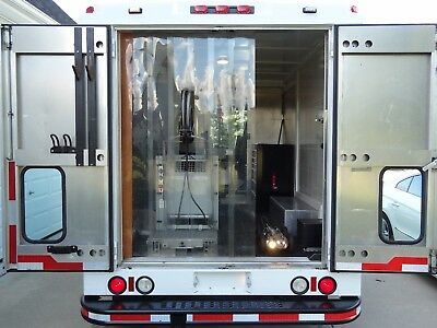 Pearpoint Sewer Camera Truck 2002 Workhorse Sewer Inspection Van Pipeline Cctv