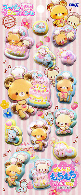 "Crux ""Sweets Pastel"" Marshmallow Stickers"
