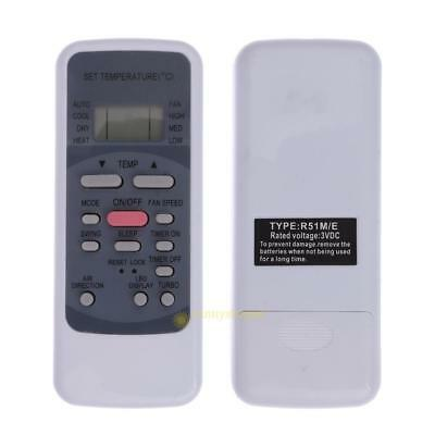 For Midea Split & Portable Air Conditioner Remote Controller R51M/E for R51/E