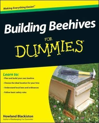 Building Beehives for Dummies (Paperback or Softback)