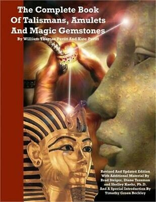 The Complete Book of Talismans, Amulets and Magic Gemstones (Paperback or Softba