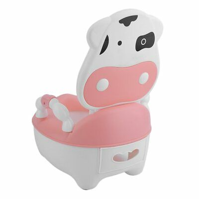 Children Kids Baby Toddler Toilet Training Potty Pee Trainer Safety Seat Chair