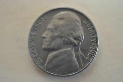 1964 Usa Five Cents