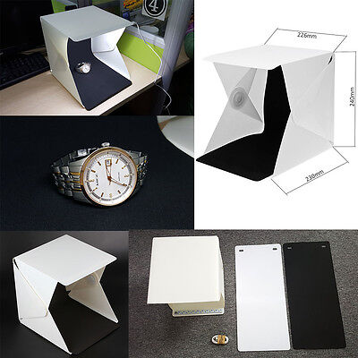 Novelty Photo Studio Room Photography Lighting Tent Backdrop Cube Small Box A