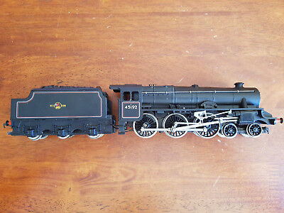 Hornby R859 Black 5 Tender Drive V.g.condition + Runner Part-Boxed Oo Gauge(Ch)