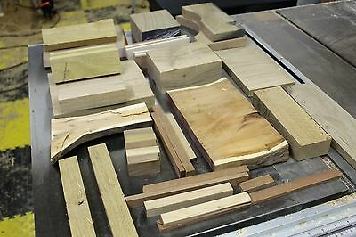 **look** Hardwood Offcuts Hobby / Woodturning