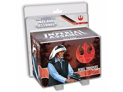 Star Wars Imperial Assault - Rebel Troopers Ally Pack