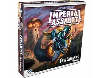 Star Wars Imperial Assault - Twin Shadows – Small Box Expansion