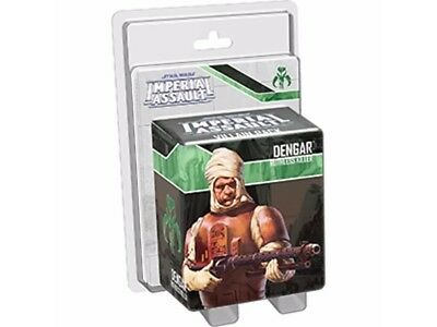 Star Wars Imperial Assault - Dengar Villain Pack