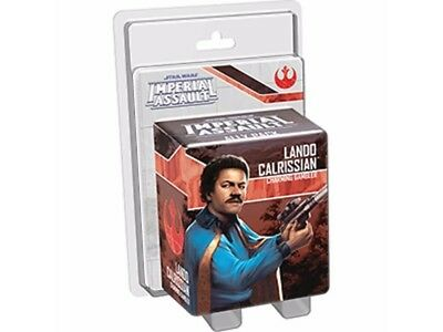 Star Wars Imperial Assault - Lando Calrissian Ally Pack