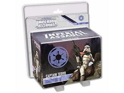 Star Wars Imperial Assault - Captain Terro Villain Pack