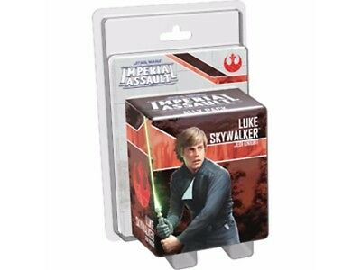 Star Wars Imperial Assault - Luke Skywalker – Jedi Knight Ally Pack