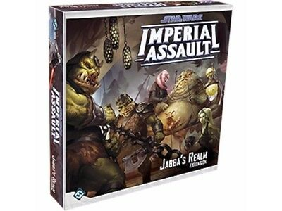 Star Wars Imperial Assault - Jabbas Realm – Big Box Expansion