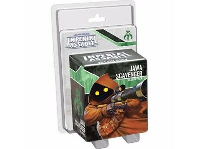 Star Wars Imperial Assault - Jawa Scavenger Villain Pack