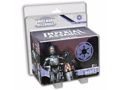 Star Wars Imperial Assault - BT-1 and 0-0-0 Villain Pack