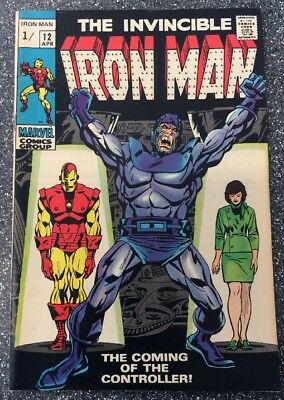 Invincible Iron Man #12 (1969)