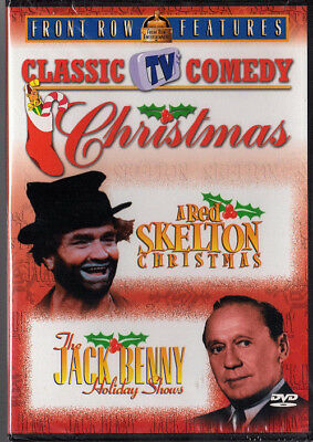 Classic Tv Comedy Christmas Red Skelton Christmas  The Jack Benny Holiday Shows