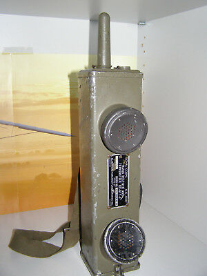 Us Army Bc -611 -F Radio Receiver And Transmitter Ww Ii