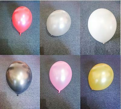 12 Inch Top Quality Latex Helium Balloons Birthday Decor Party