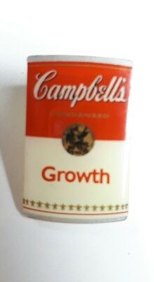 Campbell's Vintage Collectible Pin
