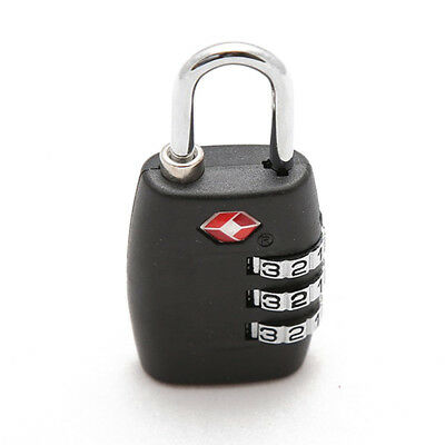YiF Luggage Suitcase Security Lock 3 Digit Combination Padlock  BF